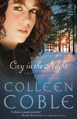 Cry in the Night by Colleen Coble Paperback Book (English)