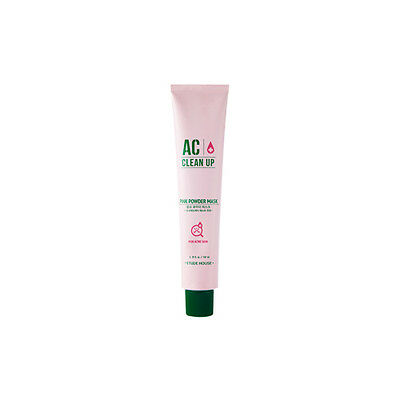 [Etude House] AC Clean Up Pink Powder Mask 100ml