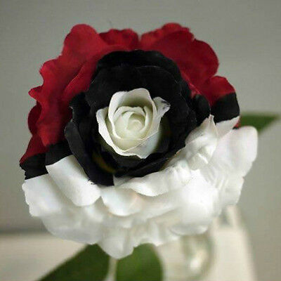 100Pcs Rare Unique Black Pearl Rose Flower Seeds Three Colors Rose Garden Decor