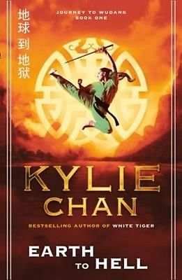 Earth to Hell by Kylie Chan Paperback Book (English)