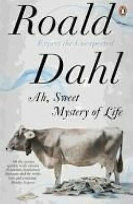 Ah, Sweet Mystery of Life by Roald Dahl Paperback Book (English)