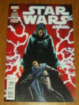 Star Wars Annual #1 Marvel Comics Nm (9.4)