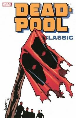 Deadpool Classic, Volume 8 by Frank Tieri Paperback Book (English)
