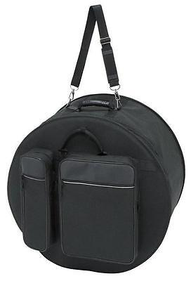 MARKSTEIN 22' Bassdrumtasche marching bass drum bag Hülle Marschpauke