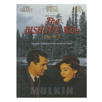 The Bishop's Wife (1947) DVD - Henry Koster, Cary Grant (*NEW *All Region)