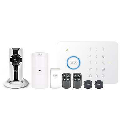 ERA miGuard G5iP116 Wireless GSM / SMS / RFID Touch Alarm and WiFi Camera Kit
