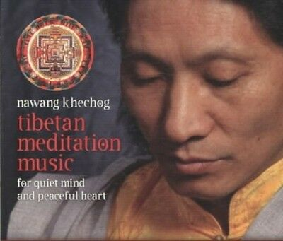 Tibetan Meditation Music: For Quiet Mind and Peaceful Heart by Nawang Khechog Pa