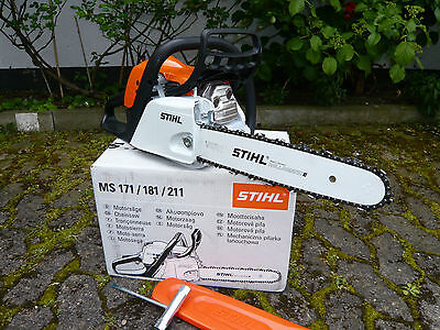 stihl ms 193 t benzin motors ge kettens ge motorkettens ge baumpfleges ge s ge eur 439 90. Black Bedroom Furniture Sets. Home Design Ideas