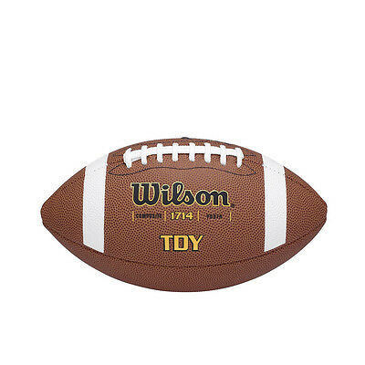 NEW Wilson TDY Youth Composite Football - WTF1714