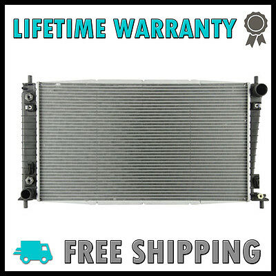 New Radiator For F-150 Expedition Lincoln Mark LT Navigator 4.2 V6 4.6 5.4 V8
