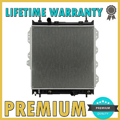 For 03-08 Chrysler PT Cruiser 2.4 L4 New Replacement Aluminum Radiator Fits 2677