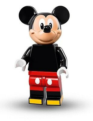 LEGO Disney ** MICKEY ** Minifigure New & Sealed (71012) IN HAND