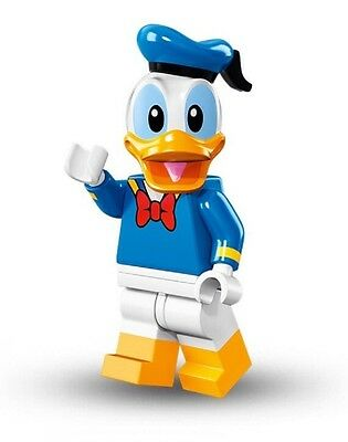 LEGO Disney ** DONALD ** Minifigure New & Sealed (71012) IN HAND