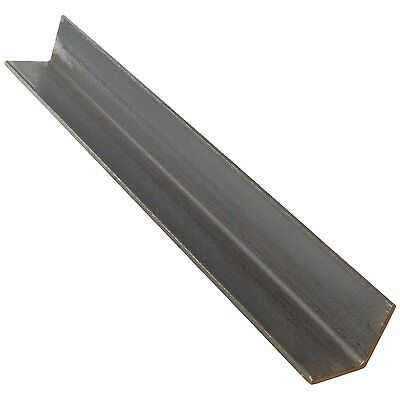 """2"""" x 2"""" x 3/16""""  INCH THICK STEEL ANGLE IRON 12"""" LONG"""