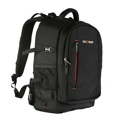 Shockproof DSLR SLR Camera Backpack Bag W/ Weather Cover for Canon Nikon Sony