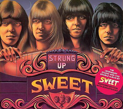 Sweet Strung Up 2 Cd