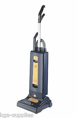 SEBO AUTOMATIC X4 EXTRA Upright VACUUM CLEANER Professional Navy