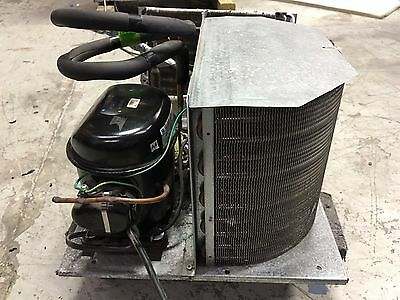 Refridgerated Ams (Snack Machine Only) Compressor Deck / Cooling Unit Ice Cold!!