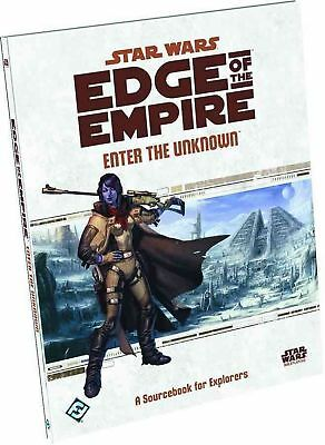 Star Wars: Edge of the Empire RPG - Enter the Unknown
