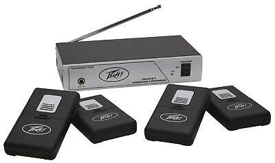 Peavey 3010670 Premium Quality 75.9Mhz Receiver For Assisted Listening System