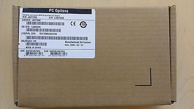 Genuine Lenovo 65W 20V 3.25A AC Adapter- 40Y7696- New  In Factory sealed box