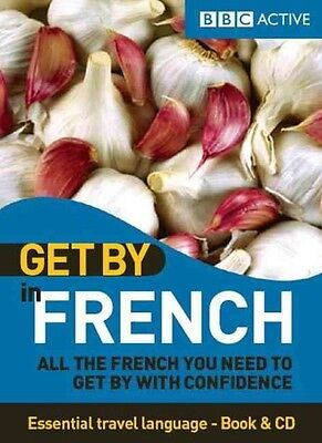 Get by in French Pack by Brigitte Rix Book & Merchandise Book (French)