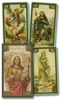 Voices of Saints by Lo Scarabeo (English) Paperback Book Free Shipping!