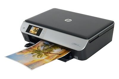 HP Envy 5532 All in One WIRELESS PRINTER SCANNER COPIER + Instant Ink Card