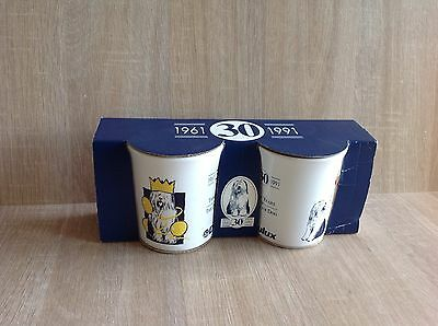 Dulux Mugs. 1961 to 1991, 30th Anniversary Gift Set