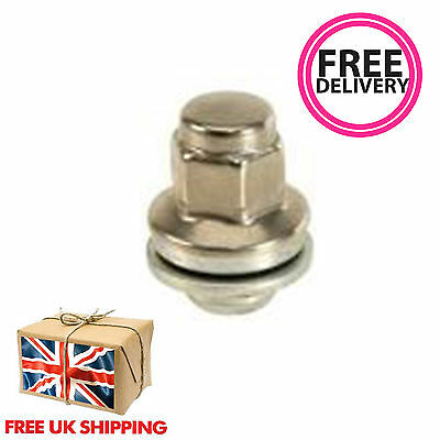 4x Jaguar Alloy Wheel Nuts, X-Type, S-Type, XJ, XF, XK M12x1.5 111