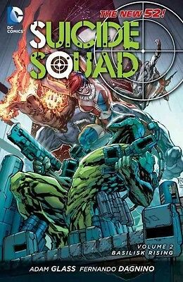 Suicide Squad  (The New 52) by Adam Glass Paperback Book (English)
