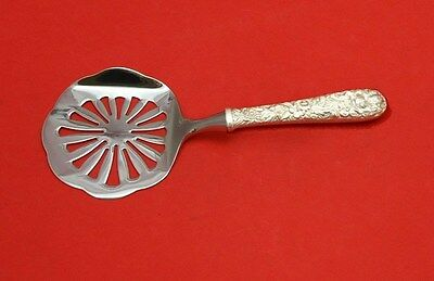 """Repousse by Kirk Sterling Silver Tomato Server HHWS  Custom Made 8"""""""