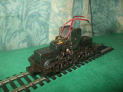 AIRFIX BR CLASS 31 BROWN POWER BOGIE ONLY - No.2