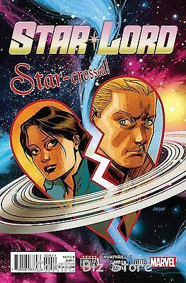 Star-Lord #6 (2016) 1St Printing Bagged & Boarded
