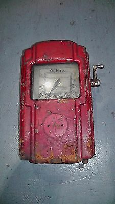 Vintage Gilbarco Air Pump