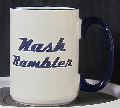 Nash Rambler Coffee Mug