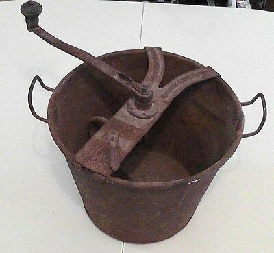 Vintage Early Century Dough / Bread Maker Works