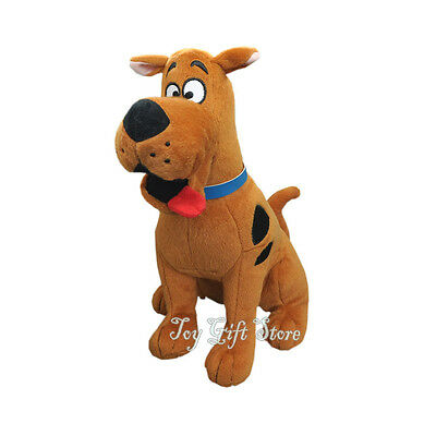 "Scooby Doo Dog SD 11"" Plush Dolls Stuffed Toy Cute"