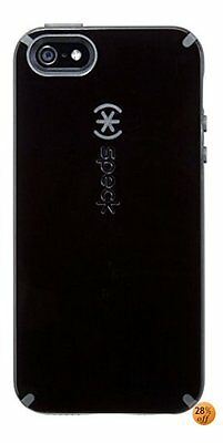 New Original SPECK CandyShell Rubber Gel Case for Samsung Galaxy S5 - Black