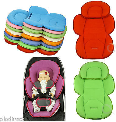 Baby Head Hugger & Full Body Support Liner for Car Seat Buggy Pushchair NEW
