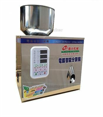 2-100G Semi-Automatic Particle Subpackage Device Weighing&Filling Machine 220V N