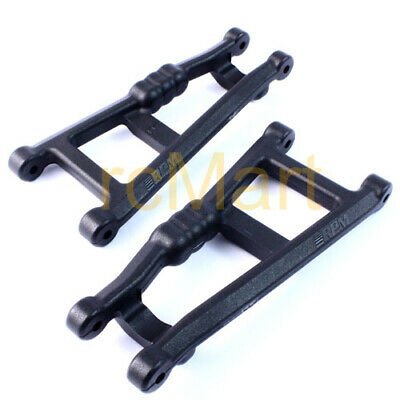RPM Rear A-arms Black Traxxas Stampede 2WD Rustler EP RC Cars Truck #80182