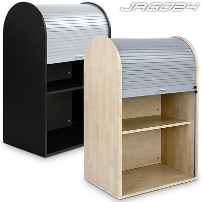 aktenschrank b roschrank rollladen jalousie schrank rollschrank ordnerschrank eur 50 95. Black Bedroom Furniture Sets. Home Design Ideas