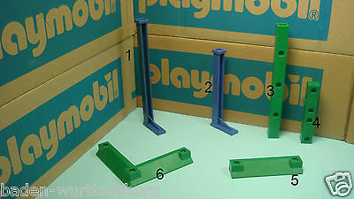 Playmobil Police Zoo 3240 system X Wall topper corner Column Support post 150