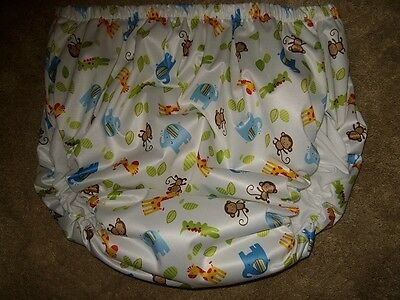 Dependeco adult baby pull up training pants small/medium /large (baby jungle)