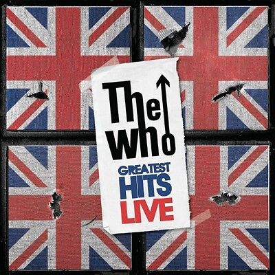 The Who - Greatest Hits Live [New CD]