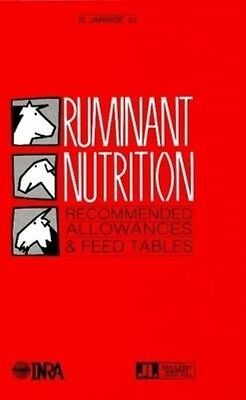 Ruminant Nutrition by Paperback Book