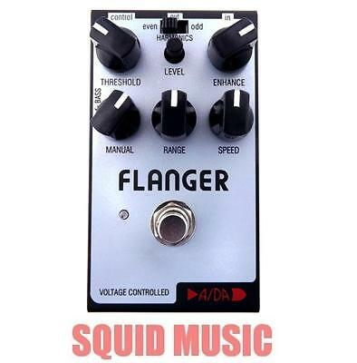 ADA PBF Flanger Guitar Effects Pedal Board Friendly Size True Bypass All Analog