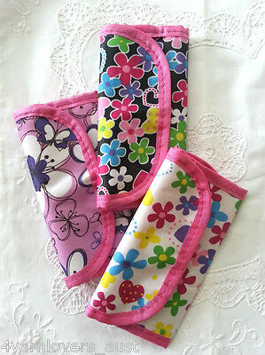 * Crochet Hook or Makeup Brush Case/Tote/Bag * Comes Empty * 3 Colours *