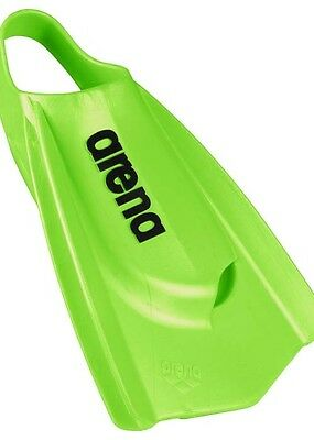 Arena Powerfin Pro   Lime